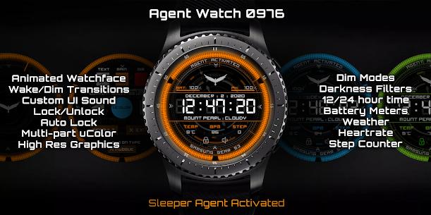 Agent Watch 0976 – V4 – WATCHMAKER Apk Download 1