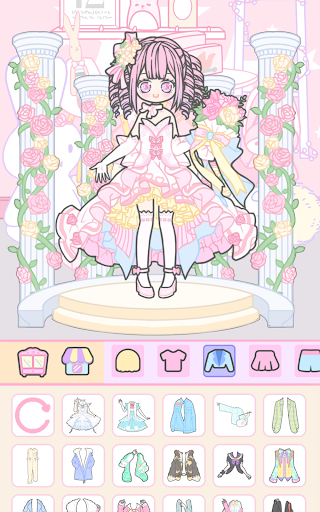 Vlinder Girl - Dress up Games , Avatar Creator  screenshots 10