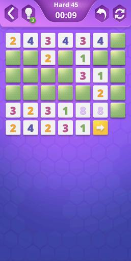 numberama real take ten number puzzle screenshot 2