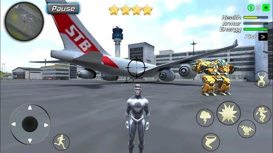 Hurricane Superhero Mod Apk: Wind Tornado Vegas Mafia (Unlimited Skills) 8