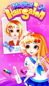Magical Hair Salon: Girl For Pc – Windows 7, 8, 10 & Mac – Free Download 2