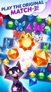 Download Bejeweled Stars: Free Match 3  shining stars puzzle game for Android  mod 1