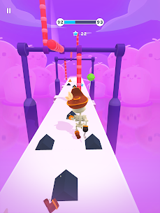 Pixel Rush Mod Apk- Epic Obstacle Course Game (Free Upgrade) 10