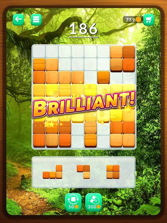 Blockscapes - Block Puzzle poster 12