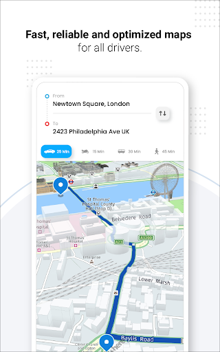 GPS Live Navigation, Maps, Directions and Explore android2mod screenshots 17
