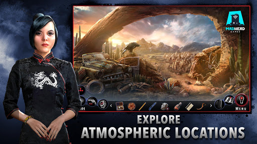 Adam Wolfe: Dark Detective Mystery Game 1.0.1 screenshots 7