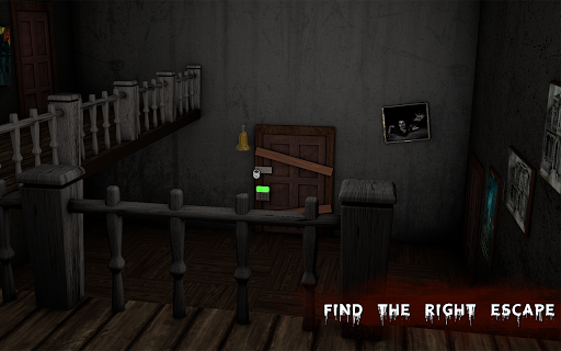 Haunted House Escape - Granny Ghost Games  screenshots 10