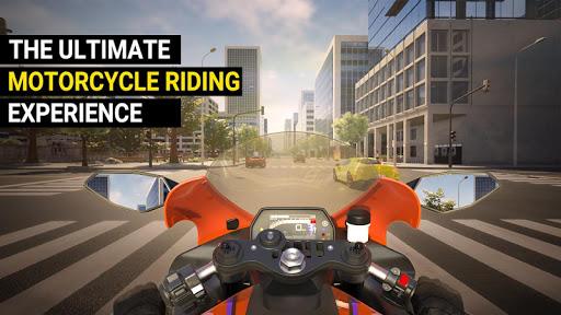Speed Motor Dash:Real  Simulator 1.1.3 screenshots 1