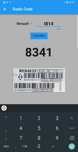 Dacia Service Reset 0.0.25 Screenshots 2