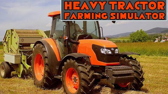 heavy tractor farming simulator hack