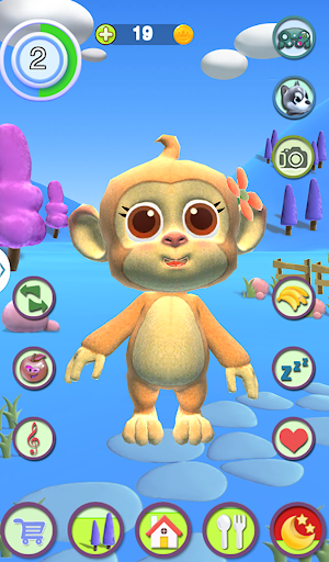 Talking Monkey 2.26 screenshots 20