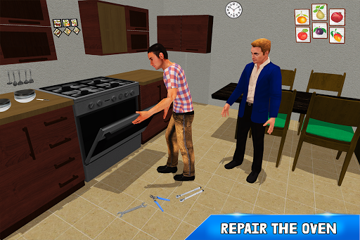 Virtual Step Dad Simulator: Family Fun 1.05 screenshots 13