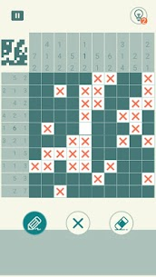 Nonogram— Free Number puzzle For Pc- Download And Install  (Windows 7, 8, 10 And Mac) 1