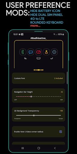 Hex Installer - Themes for OneUI screenshots 7