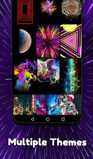 3D Flash Themes:Color Screen & Cool Wallpaper