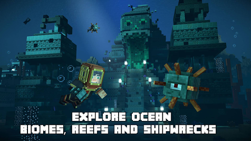 World of Minecraft 4.3 screenshots 2