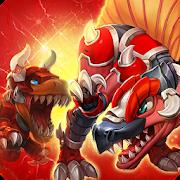 Dino War Spino VS Tyranno