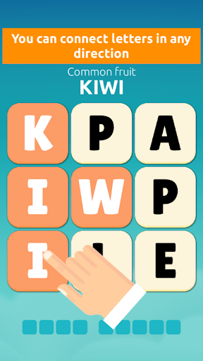 Word Swipe - Connect the Scrambled Mystery Words modavailable screenshots 2