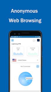 Lightning VPN- Unlimited Proxy