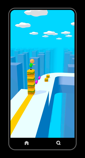 Voodoo - Cube Surfer 3.1.0 screenshots 2