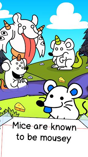 Mouse Evolution - Create Mutant Rats 1.0.3 screenshots 1