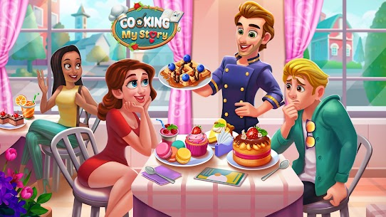 Cooking My Story MOD APK (Unlimited Diamonds) Download 8