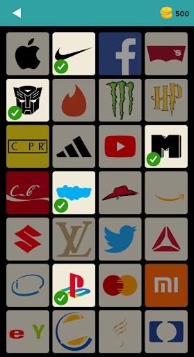 Logo Test: World Brands Quiz, Guess Trivia Game modiapk screenshots 1