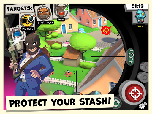 Snipers vs Thieves: Classic! android2mod screenshots 8