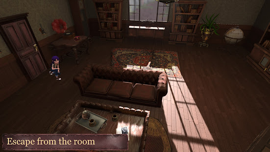 Book Cage: Escape Game 1.1 screenshots 1