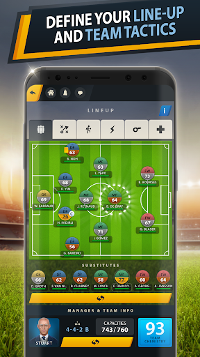 Club Manager 2020 - Online soccer simulator game 1.0.14 de.gamequotes.net 3