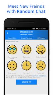 Messenger Go for Social Media, Messages, Feed 3.23.2 Screenshots 6
