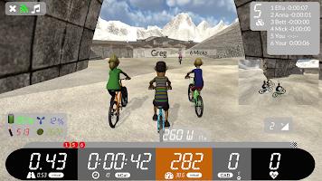 Arcade Fitness, Indoor Cycling & Treadmill Run