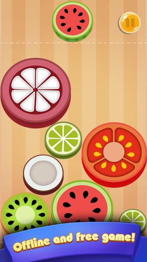 Code Triche Drop The Fruit:Puzzle Game  APK MOD (Astuce) screenshots 2