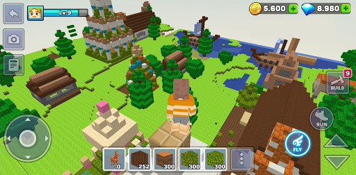 MiniCraft: Blocky Craft 2021 screenshots 2