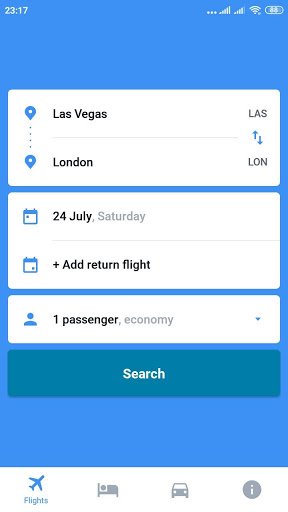 Cheap Flights  screenshots 1