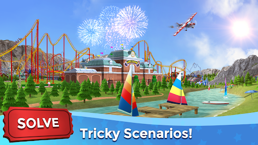 RollerCoaster Tycoon Touch - Build your Theme Park  screenshots 14