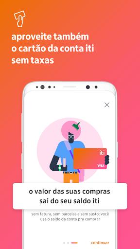 iti Itau00fa: seu banco digital android2mod screenshots 4