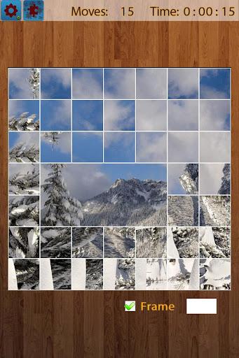 Snow Landscape Jigsaw Puzzles  screenshots 4