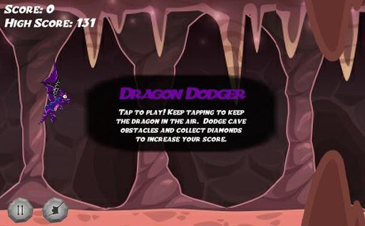 dragon dodger screenshot 1