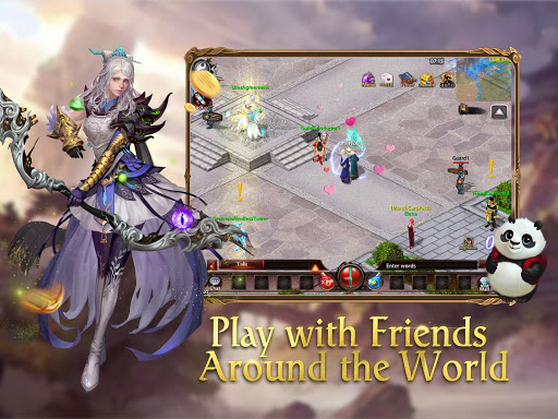 Conquer Online - MMORPG Action Game  Screenshots 20