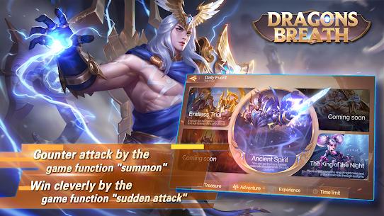 Dragons Breath MOD APK 1.0.5 (MENU MOD) 2
