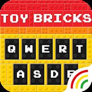 Toy Bricks RainbowKey Theme