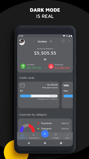 Mobills Budget Planner and Track your Finances apktram screenshots 2