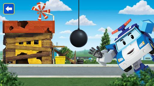 Robocar Poli: Builder! Games for Boys and Girls!  screenshots 8