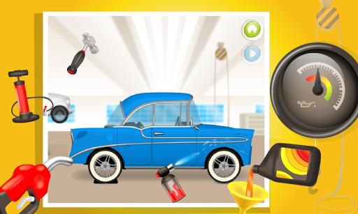 Mechanic Max - Kids Game apkslow screenshots 3