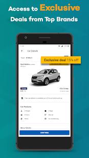 Argus Car Hire App