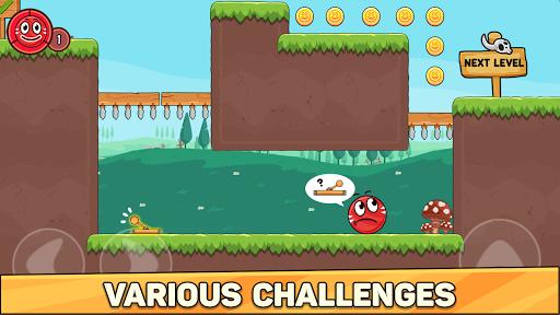 Roller Ball Adventure: Bounce Ball Hero android2mod screenshots 2