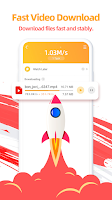 screenshot of UC Browser-Secure, Free & Fast Video Downloader