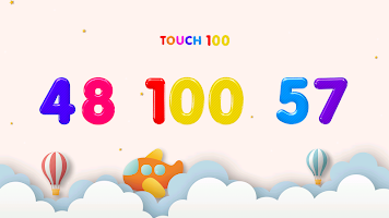 1 to 100 Numbers
