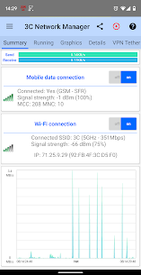 3C Network Manager 1.0.6b Apk 1